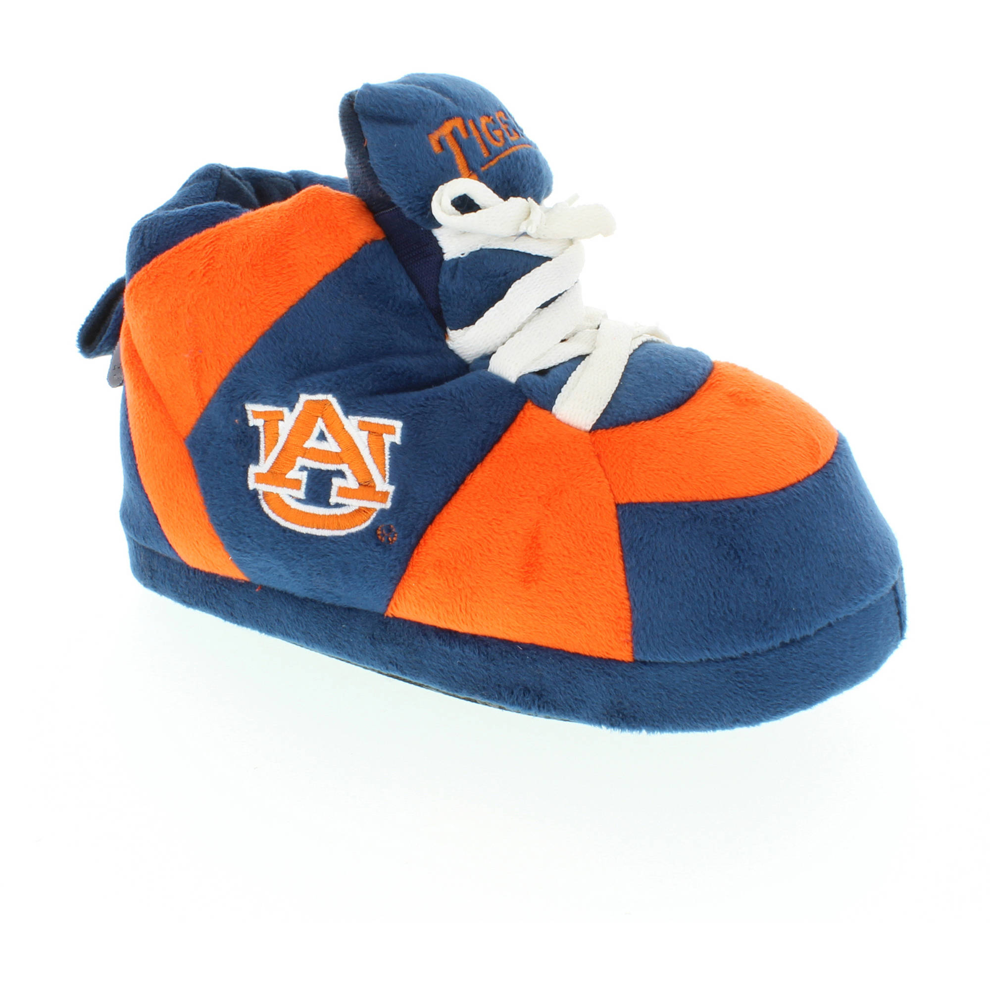 Comfy Feet NCAA Auburn Tigers Slipper by Overstock