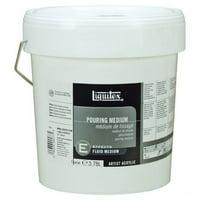 Liquitex Pouring Medium, Gallon
