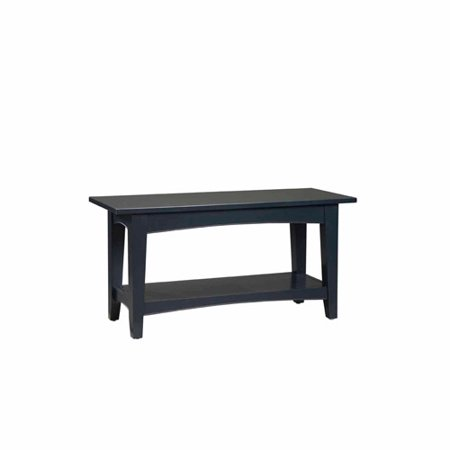 Astounding Alaterre Shaker Cottage Bench Gmtry Best Dining Table And Chair Ideas Images Gmtryco