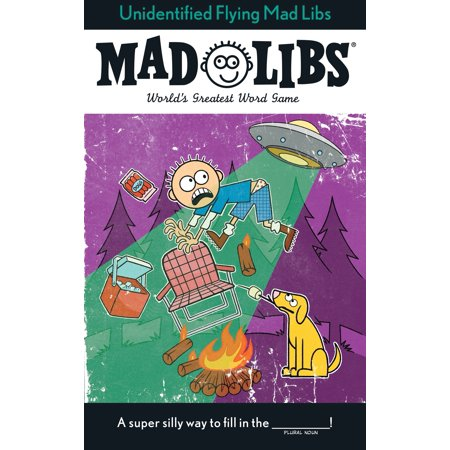 Unidentified Ship - Unidentified Flying Mad Libs