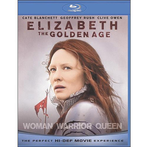 Elizabeth: The Golden Age (Blu-ray) (Widescreen)
