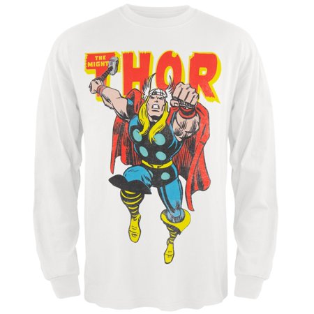 Thor - The Mighty Long Sleeve T-Shirt