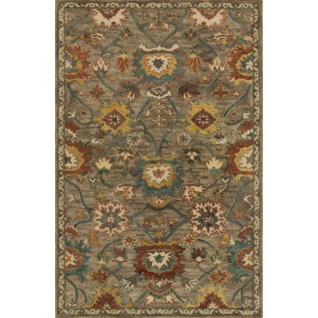Southwestern Lodge Underwood Collection Area Rug In