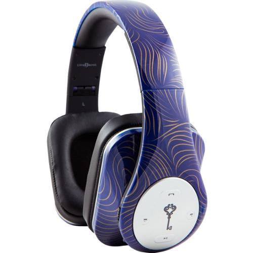 Life n soul BN350 Headset - Stereo - Wireless - Bluetooth - 30 ft - Over-the-head - Binaural - Circumaural
