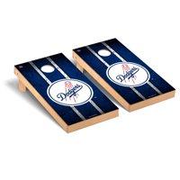 Los Angeles Dodgers 2' x 4' Vintage Cornhole Board Tailgate Toss Set