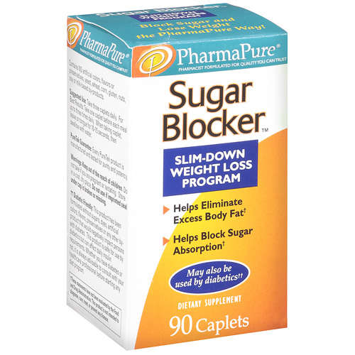Pharmapure: Slim-Down Weight Loss Program Sugar Blocker,