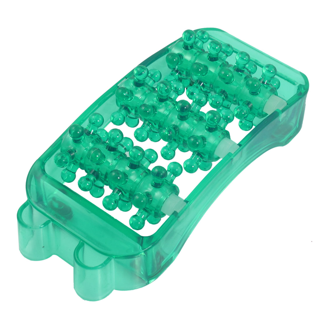 Office Home Relaxation Sole Massage Tool Roller Foot Massager Green