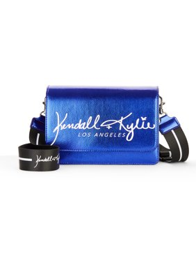 54695dd3c336 Free pickup. Product Image Kendall + Kylie for Walmart Cobalt Crossbody Bag