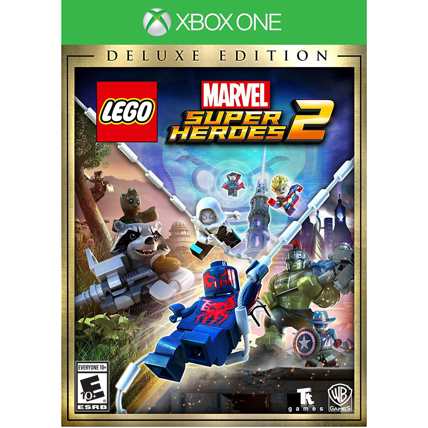 Lego Marvel Super Heroes 2 Deluxe Edition (Xbox One)