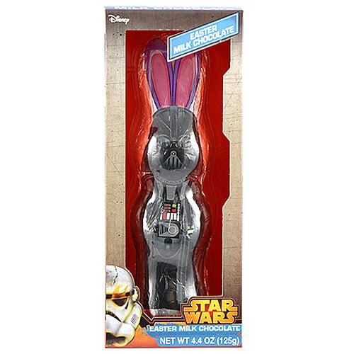 Star Wars Milk Chocolate Vader Bunny