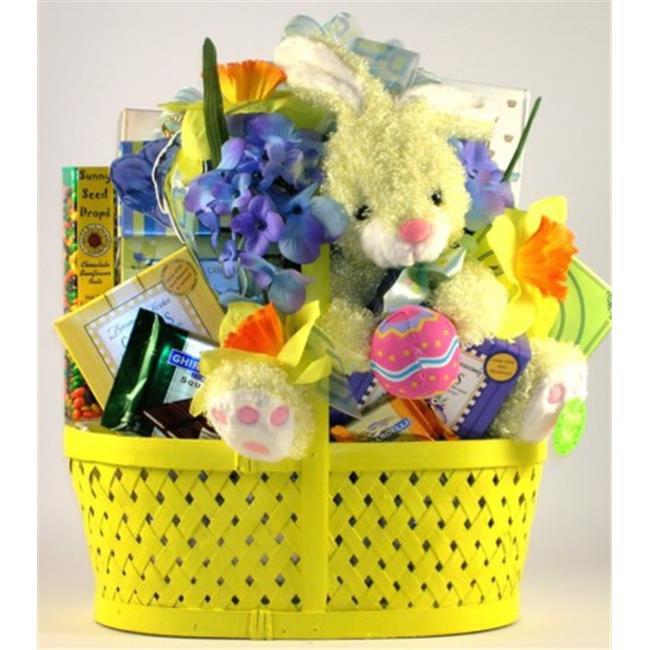 Gift Basket Village HaEa-04 Happy Easter!  Easter Gift Ba...
