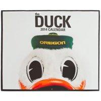 Oregon Ducks 2014 Cheer Calendar