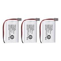 Replacement Battery 600mAh for BT-1007 / BT-1015 / BT-904 / GE-TL26602 / CPH-479B (3 Pack)