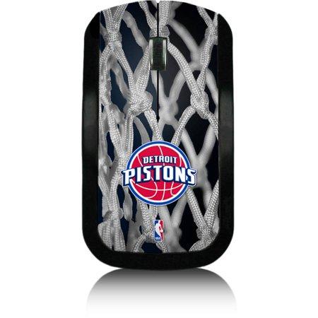 Detroit Pistons Net Design Wireless Usb Mouse By Keyscaper