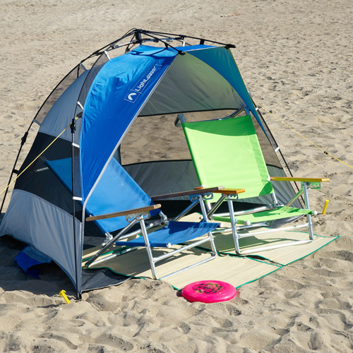 "Lightspeed Quick Draw 78.75"" x 43.3"" x 42.5"" Sun Shelter"