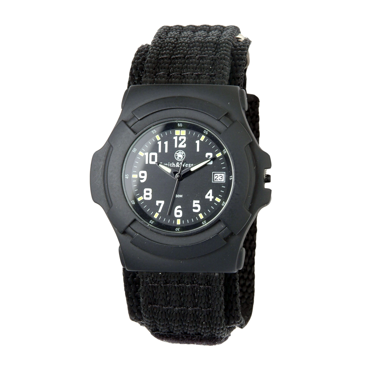 Smith & Wesson? Lawman Watch Black Multi-Colored