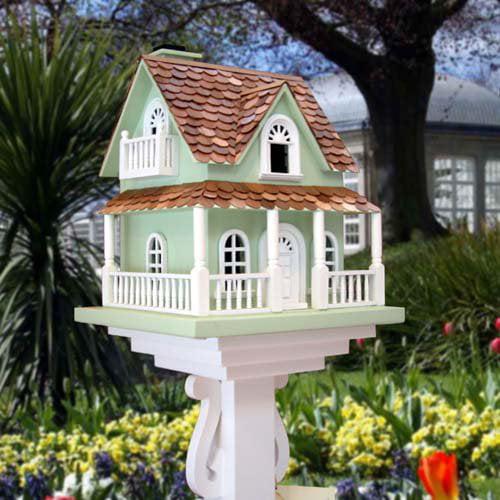 Home Bazaar Hobbit House Birdhouse by Overstock