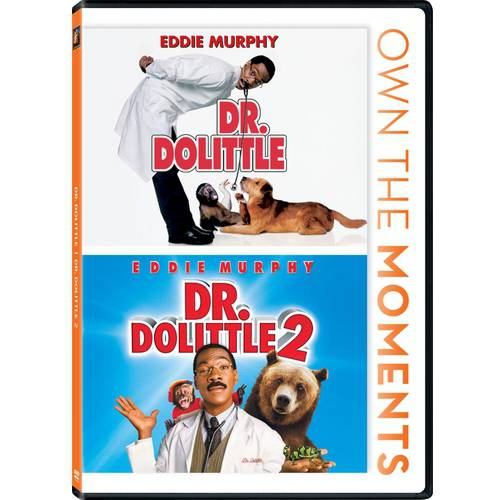 Dr. Dolittle / Dr. Dolittle 2 (Widescreen)