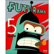 Futurama: Volume 5 (Blu-ray) (Widescreen) by NEWS CORPORATION