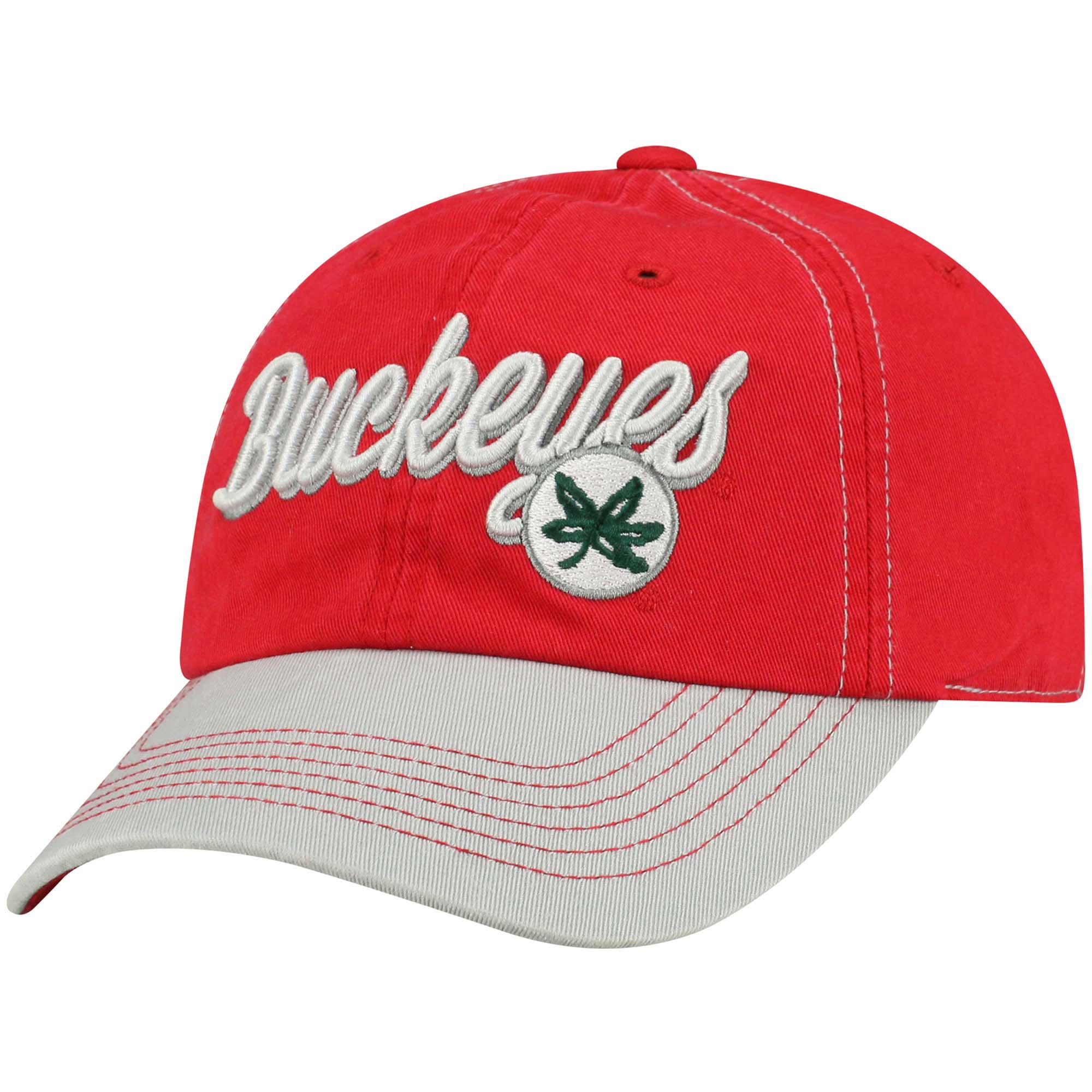 Women's Scarlet Ohio State Buckeyes Sojourn Adjustable Hat - OSFA