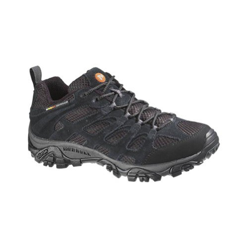 Merrell Men's Moab Ventilator Hiking Shoe,Black Night,9 M US by Merrell