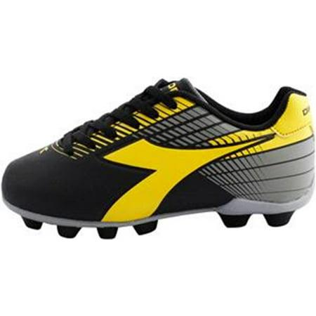 Diadora Boy Ladro Md Jr Soccer Cleats 4 Us Big Kid M Us