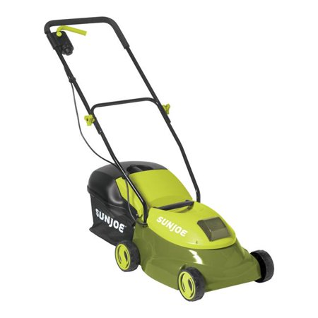 28V  5 Ah Cordless Lawn Mower with Brushless Motor - 14 in.