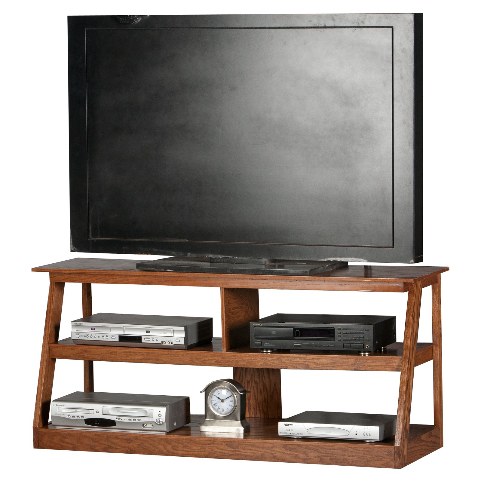 Eagle Furniture Adler Customizable 55 in. Open Entertainment TV Stand