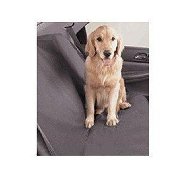 Hunter K9 Designs 1060 Medium Auto Rear Seat Cover - Slate