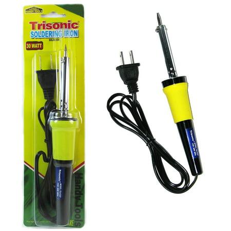 New Soldering Iron 30 Watt 110V Electric Welding Solder Tools Gun Pencil