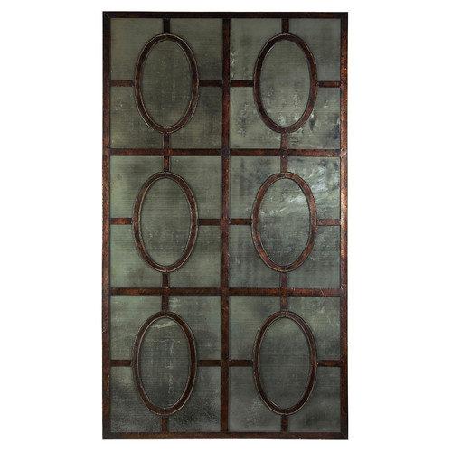 Wildon Home   Antiqued Mirror