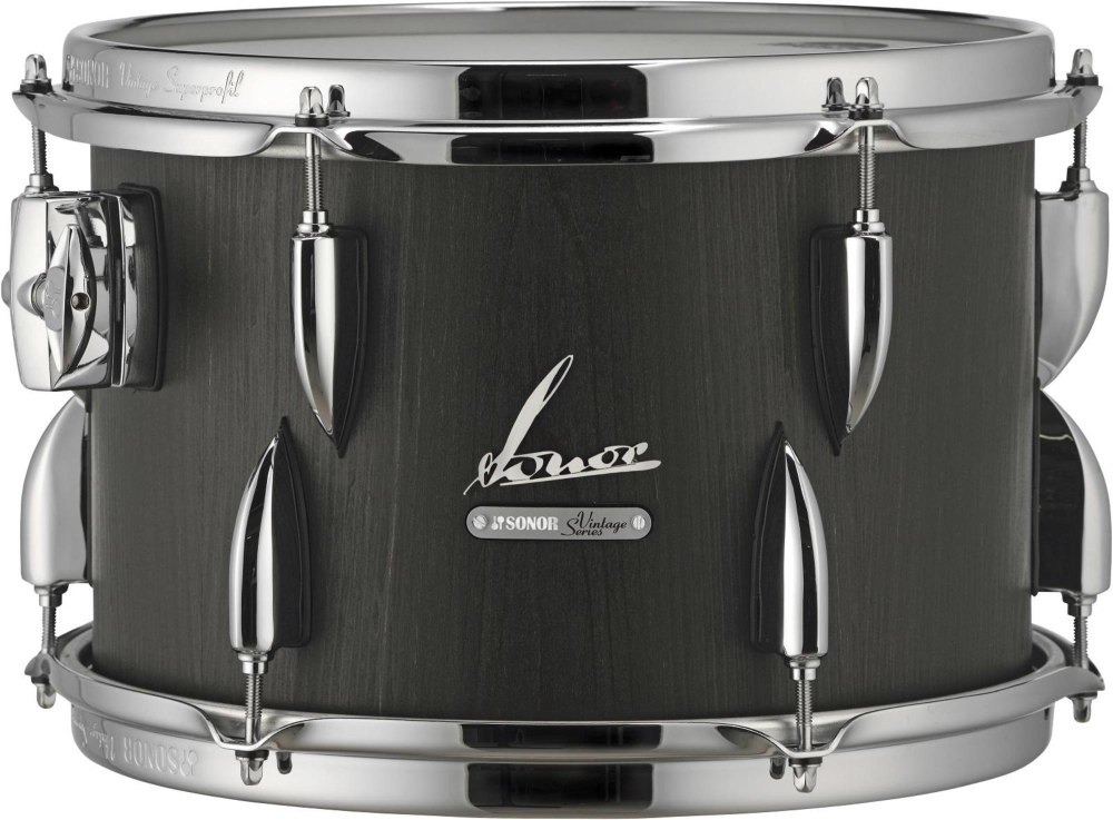 Sonor Vintage Series Tom 13 x 8 in. Vintage Onyx by Sonor