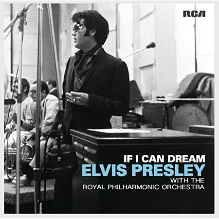 If I Can Dream: Elvis Presley with Royal Philharmonic Orchestra (CD) (Elvis Presley Brille)