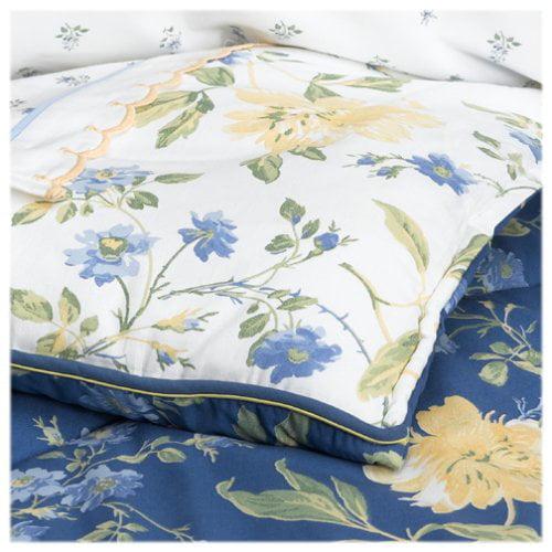 Laura Ashley Emilie Collection King Comforter Set Walmart Com