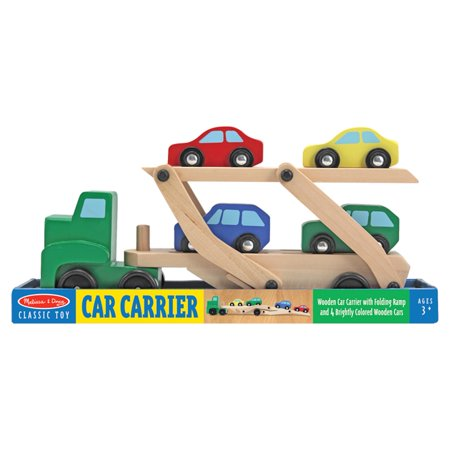 Melissa And Doug Car Carrier (Melissa & Doug Car Carrier EA)