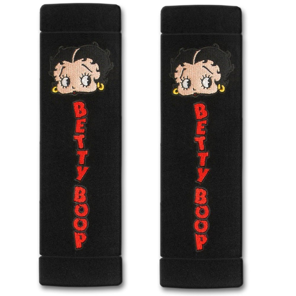 Shoulder Pads 2 pcs, includes 2 shoulder belt pads By Betty Boop