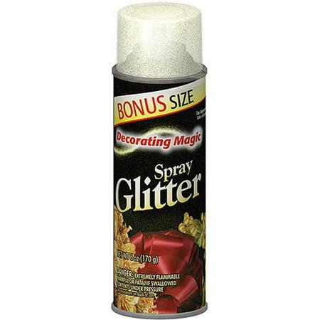 Chase Glitter Spray 6oz Opal