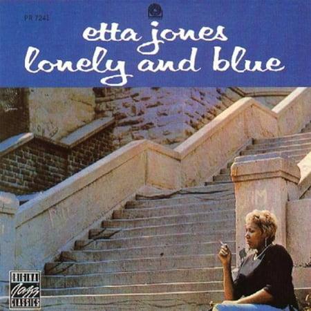 Etta Jones - Lonely & Blue (CD) - image 1 de 1