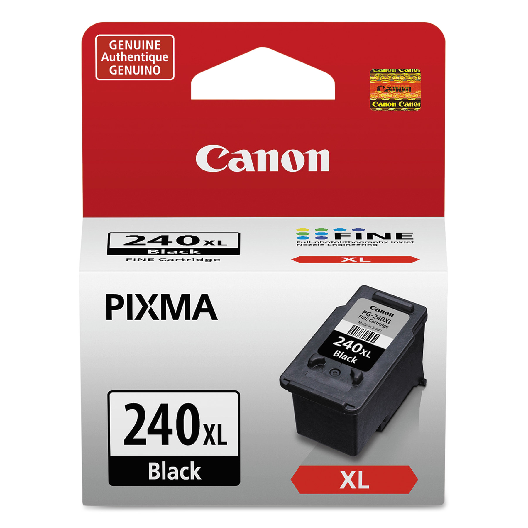 Canon 5206B001 (PG-240XL) High-Yield Ink, Black
