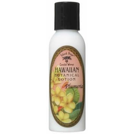 Island Soap and Candle Works Botanical Lotion