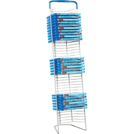 Atlantic 42 Blu-Ray Multimedia Nestable Wire Rack
