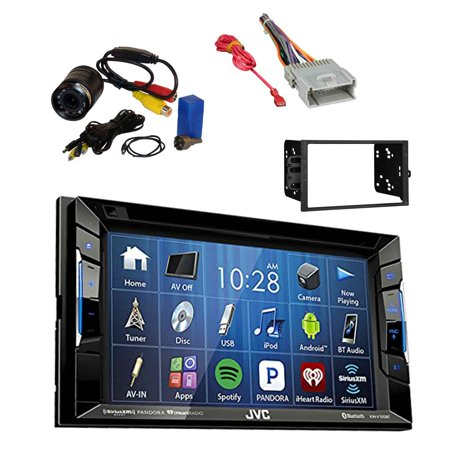 jvc kwv140bt 2din bt car stereo receiver w/touchscreen w ... touch screen receiver bv9965 wire harness