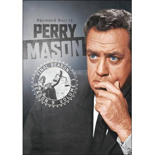 Perry Mason: The Ninth And Final Season, Vol. 1 (Full Frame)