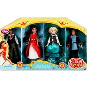 Elena of Avalor Mini Doll 4-Pack Set