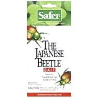 Safer Brand Japanese Beetle Trap Replacement Bait