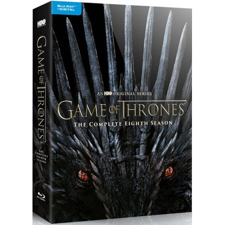 Game of Thrones: The Complete Eighth Season (Bluray + Digital)