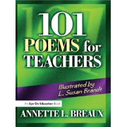 101 Poems for Teachers - eBook