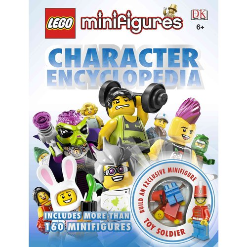LEGO Minifigures Character Encyclopedia: Featuring More Than 160 Minifigures