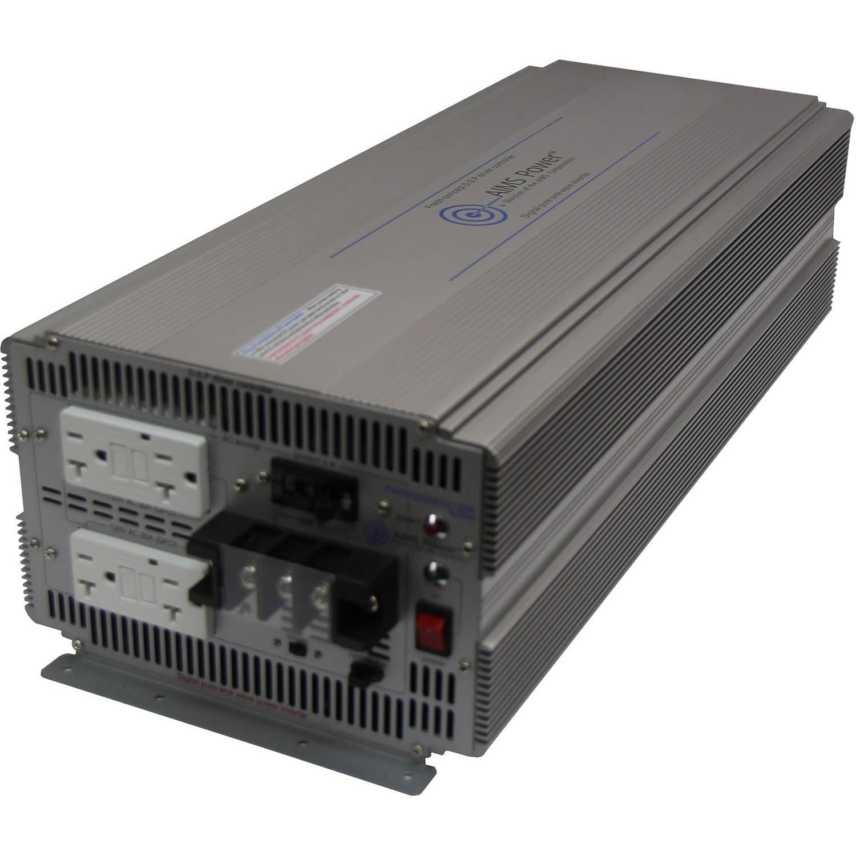 Aims Power Inverters Pure Sine Wave Inverter Design With Code Report 5000 Watt 12 Volt Gfci