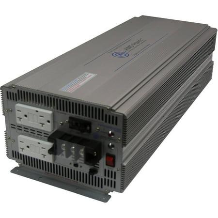 AIMS Power 5000 Watt 12 Volt Pure Sine Inverter with